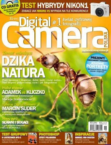 Digital Camera Polska 11/2011 - UlubionyKiosk