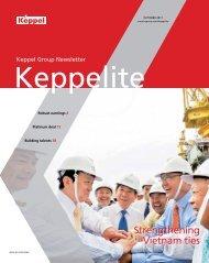 October 2011 - Keppel Corporation