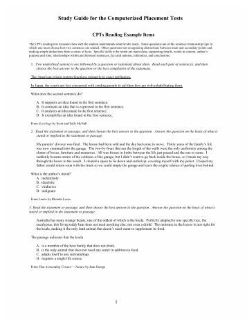 Study Guides - Front Range Community College