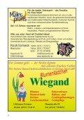 Nachrichtenblatt September 2013 - Werbegemeinschaft Geismar ... - Page 6