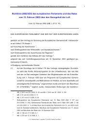 Richtlinie 2002/3/EG des europäischen Parlaments und des Rates ...