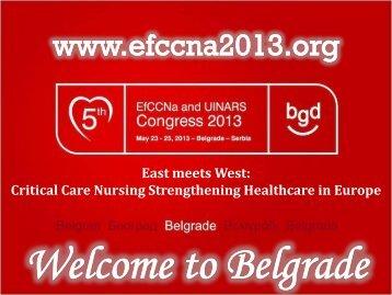 EfCCNa-UINARS Congress Belgrade 2013.pdf - European ...