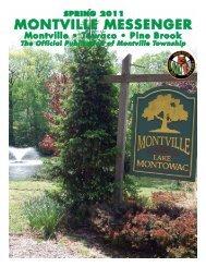 Spring 2011 - Montville Township
