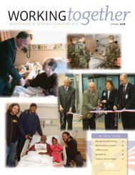 Issue 28 - Spring 2008 - VA Pittsburgh Healthcare System