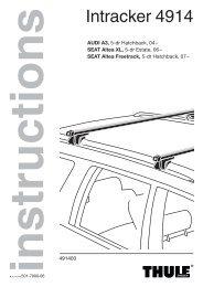 SEAT Altea XL - Sallmann Autoteile