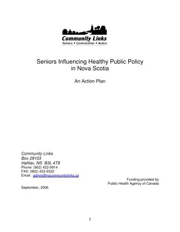 an examination of public policy in canada The certificate in public health inspection, or cphi(c), is granted by canadian institute of public health inspectors and is recognized throughout canada by boards of health and other local, provincial and federal agencies.