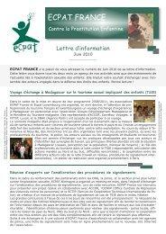 Mise en page 1 - Ecpat France