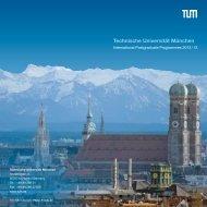 Technische Universität München - International Office - TUM