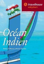 océan Indien - Travelhouse