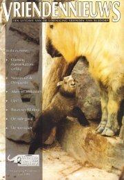 1999-21-02 - Vrienden van Blijdorp