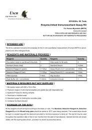 Download datasheet for : ELISA Kit for Myostatin