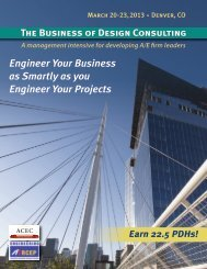 Engineer Your Business as Smartly as you Engineer Your Projects