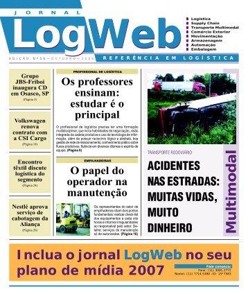 Edição 56 download da revista completa - Logweb