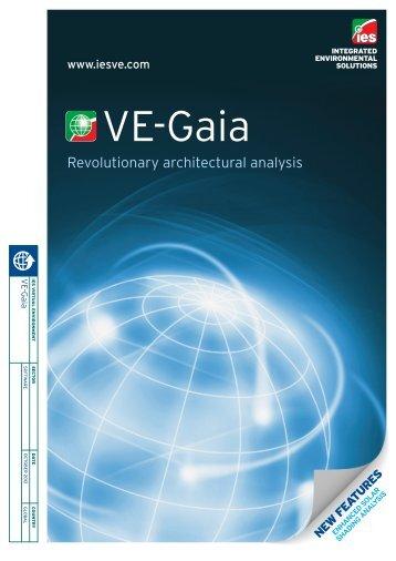 VE-Gaia Catalogue - Ecobuild Product Search