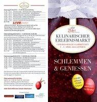 schlemmen & geniessen - Tourismus Zentrale Saarland