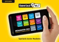 Crossmedia - Radio Salü