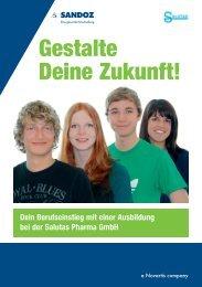 Volker Nürnberg - SALUTAS Pharma GmbH
