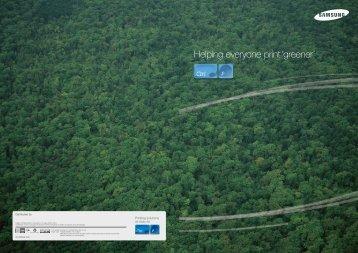 Green Report - Digital Revelation