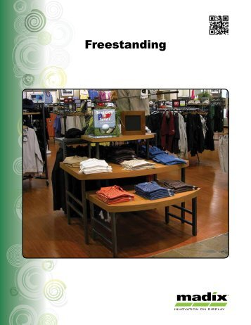 Freestanding Catalog - Madix