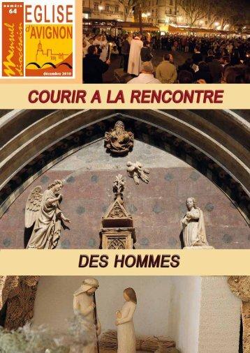 numéro décembre 2010 - Diocèse d'Avignon