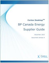Supplier Guide - Cortex Business Solutions Inc. - Page