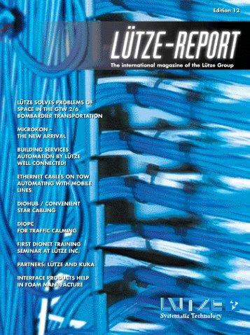 Lütze-Report 12 - Luetze.com