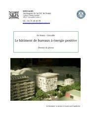 Les Rendez Vous Bâtiment énergie Positive Lyon Eurexpo 15