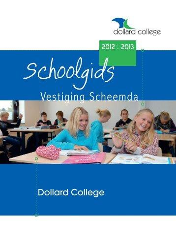 Schoolgids Scheemda - Dollard College