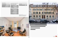 Wohnheim Heilsarmee - Departement Bau - Winterthur