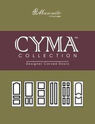 CYMA Collection Catalog - Masonite