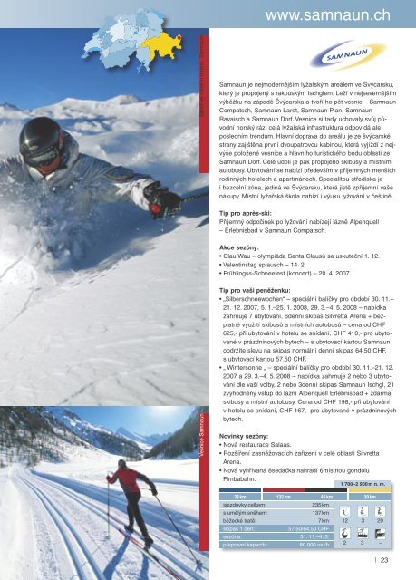 ZIMA_2007 kopie.indd - Moje Švýcarsko.com