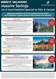 Massive Savings - Phil Hoffmann Travel