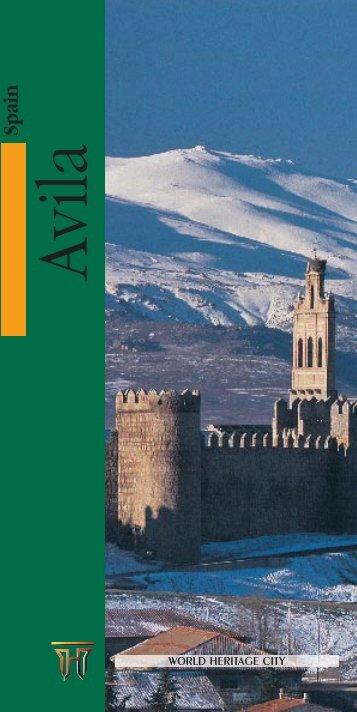 Avila of the - Andrea Tosca