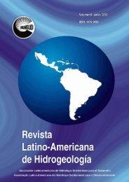 Revista Latino-Americana de Hidrogeología - alhsud