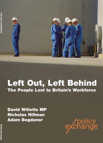 Left Out, Left Behind - Management and Business Studies Portal