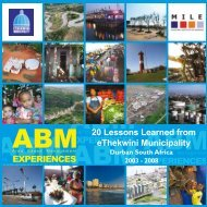 ABM Experiences Book - MILE
