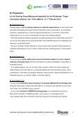 Short Description of Work Package 5 - GreenNet Project - Page 3