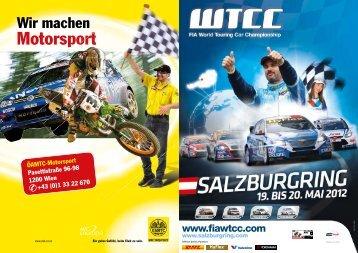 Motorsport - ISSC
