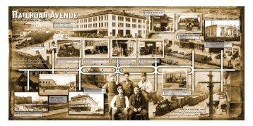 Railroad Ave Walking Tour Cop... - Downtown Bellingham