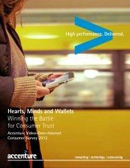 Video-Over-Internet Consumer Survey 2012 - Accenture