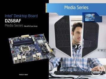 Intel® Desktop Board DZ68AF Product Brief