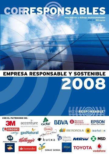 Anuario Empresa Responsable - Cumpetere