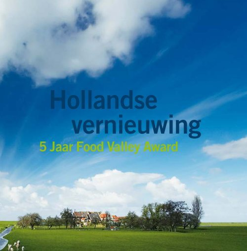 FV5jaaraward - Food Valley