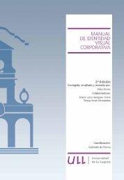 Manual de Identidad Visual Corporativa. De obligado cumplimiento