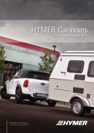 HYMER Caravans