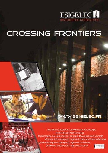 Brochure de l'ESIGELEC