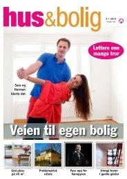 Klikk for å lese hele bladet - Huseiernes Landsforbund