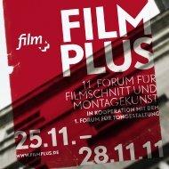 zum Download bereit - Filmplus 11 - Forum für Filmschnitt und ...