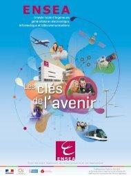 Brochure de l'ENSEA