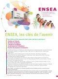 Brochure de l'ENSEA - Page 3